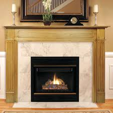 classic flame electric fireplace insert mantel empire cherry wood