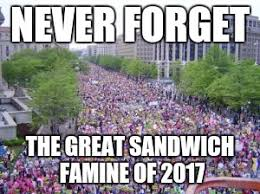 Sandwich Maker Meme - million sandwich maker march imgflip