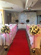 wedding backdrop balloons font color purple special events doncaster s number 1