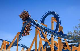 Goliath Six Flags Magic Mountain Six Flags Fiesta Texas Goliath 2 Mapio Net