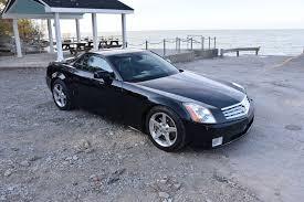 cadillac xlr black 2005 cadillac xlr 35k 4 6l 320hp nav hud corsa exhaust c6 corvette