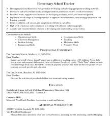additional skills resume teacher 12 amazing education resume