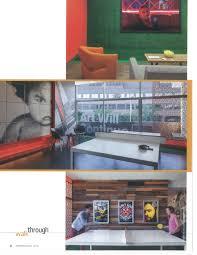gravillis inc graphic design meets interior design