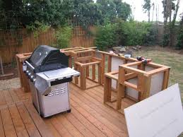 outdoor bbq island lowes prefabricated outdoor kitchen islands