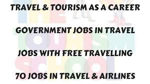 travel and tourism jobs images Careers in travel tourism jobs in airlines airport air ticketing jpg