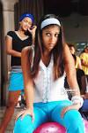 Nayantara-Latest Unseen Hot Camel toe(Pussy Impression) pics