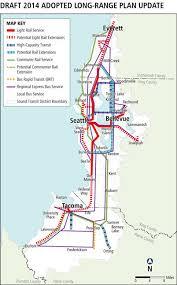 light rail map seattle my ballard ballard light rail link included in range sound