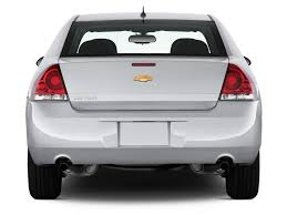image 2012 chevrolet impala 4 door sedan ls retail rear exterior