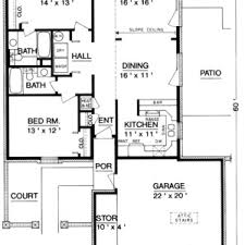 slab floor plans sq ft house plans on a slab foundation home deco small cottage open