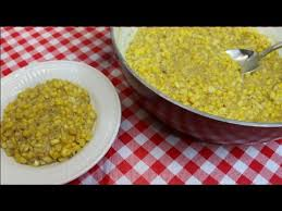southern style creamed corn creamed corn recipe thanksgiving