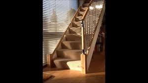 Richard Burbidge Banisters Richard Burbidge Fusion System Stair Project Transformation Youtube