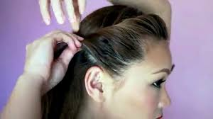 rolling hair styles side twist hairstyles dailymotion hairstyles ideas