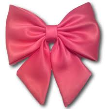 hair bow shop big satin hair bow on wanelo
