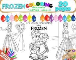 moana coloring 22 pages jpg pdf file 300dpi images digital moana