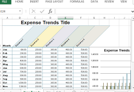 quarterly report template small business small business expense sheet for excel