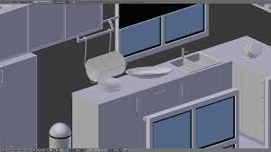 modelisation cuisine tuto blender modélisation d une cuisine équipée avec blender 2 7