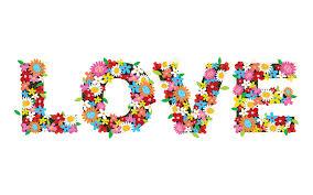 modern heart in flowery kalpli çiçekler pinterest