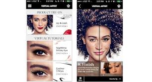 make up artist app sephora adds lash try on to artist app news events