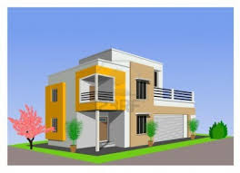 House Design Freelance by How To Draw A Modern House Step By Easy Contemporary Design