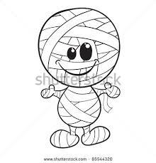 cute halloween mummy clip art clipart panda free clipart images