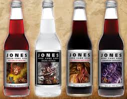 d d flavored jones soda wired