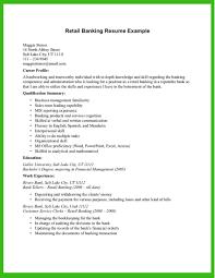 Sample Banker Resume by Resume Bank Resume Samples