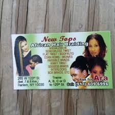 hair braiding places in harlem new tops african hair braiding center 16 photos 20 reviews