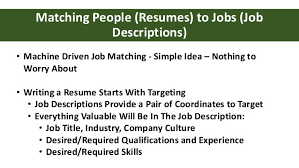 keywords in resume beat the machines a strategy for using keywords in resumes