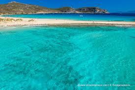 holidays in elafonisos island greece islands dreamingreece