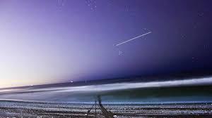 lyrid meteor shower peaks tonight u2014 newsworks