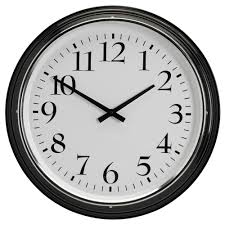 minimalist wall clock wall clocks u0026 table clocks ikea