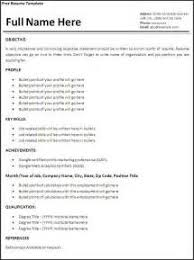 Online Resume Maker For Highschool Students How To Write Good Resume Cv Poverty And Crime Essays How To