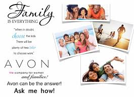 sell avon buy avon work from home work at home part time time