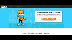 find tickets going on sale soon with this ticket onsale list box