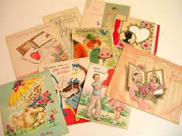 vintage cards are vintage greeting cards worth anything yes and no janvier