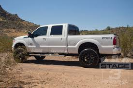 ford truck lifted 2011 2016 f250 u0026 f350 4 5