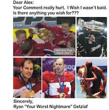 Ovechkin Meme - hockey memes on twitter getzlaf a response to ovechkin http t co