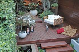 before u0026 after courtyard garden from normal room modern