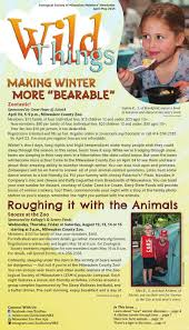 april may 2015 wild things by zoological society of milwaukee issuu