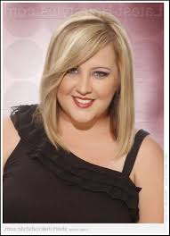 medium length hair cuts overweight image result for hairstyles for round fat face and thin hair