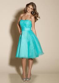 elegant tiffany blue dresses