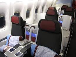 ce siege air avis du vol austrian airlines vienna en affaires