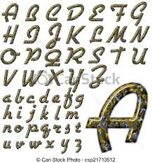 clipart of abc alphabet lettering design alphabet lettering