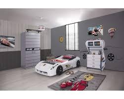 white car bedroom set boys bedroom set