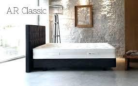canapé convertible mobilier de mobilier de lit lit mobilier de lit et sommier haut de