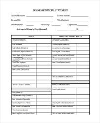 sample statement 7 best business form samples images on pinterest