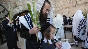 80 000 visit western wall for sukkot prayers the forward