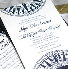 featured wedding invitation design nautical compass by concertina