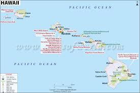 map kona usa map usa hawaii major tourist attractions maps