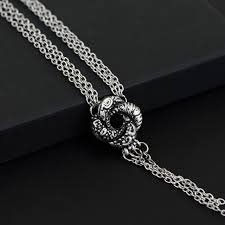 aliexpress vintage necklace images Movie 007 algerian loveknot necklace vesper lynd casino royale jpg